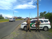 Polícia Militar reforça ostensividade em Balneário Arroio do Silva