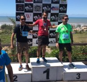 Policiais Militares participam do 1º Trail Run