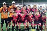 Escolinha do Grêmio Fronteira fatura título inédito em São José
