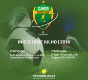 Copa Cooperaliança de Futebol Suíço abre inscrições