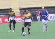 Sub-20 do Tigre luta por vaga na segunda fase na Copa do Brasil