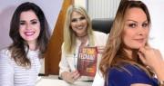 Débora Zanini, Thayni Librelato e Karem Suyan falam sobre o poder feminino