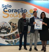 ABADEUS lança Selo Coração Solidário em reconhecimento a parceiros