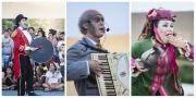 Praça Nereu Ramos recebe espetáculo do Cirquinho do Revirado nesta sexta-feira