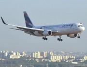 Transporte aéreo de passageiros tem aumento de 7,8% em outubro, diz Anac