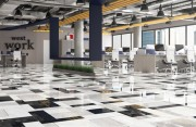 Cerâmica Elizabeth investe em grandes formatos na Expo Revestir