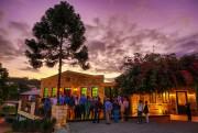 Terrazza Privilège: novo espaço da vinícola Casa Del Nonno para degustação de vinhos