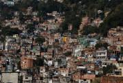Troca de tiros na Rocinha provoca fechamento de via na zona sul