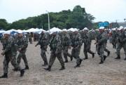 Índios aproveitam exercícios militares e pedem segurança para Tabatinga