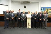 Secretária de Estado conquista título de Cidadã Benemérita de Joinville