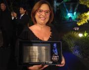 Empreendedora de Criciúma é Profissional do ano de Marketing e Vendas da região Sul
