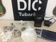 Operação da Polícia Civil prende seis e apreende drogas