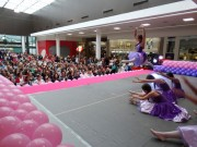 Festival de Balé no Criciúma Shopping