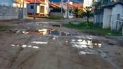 Dalmolim critica a situação precárias de ruas em Jussara
