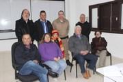 Viana e Ferreira participam de mais uma reunião do Conseg