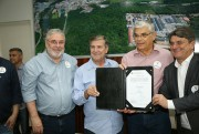 Governador entrega ordem de serviço para rodovia que dá acesso à Serra do Rio Rastro