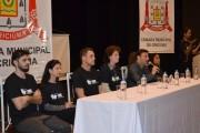 Câmara de Criciúma realiza Audiência Pública para discutir inclusão