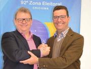 Alemão se licencia e Xande Feltrin assume prefeitura de Siderópolis