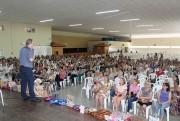 Mães e idosos de Urussanga participam de confraternização da Auras