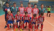 Equipe de futsal Sub-14 de Içara avança para semifinais LUD