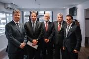 TRE-SC e MPSC firmam termo de cooperação técnica