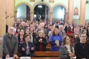 Paróquia de Turvo celebra 4º Cerco de Jericó