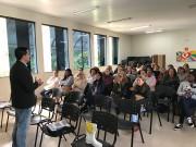 Afasc promove palestra sobre uso de EPI para equipe de apoio dos CEI e SCFV