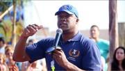 Medalhista olímpico Edson Luciano palestra no Escolas na Acic