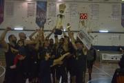 COS conquista o título da LSCB 2018