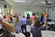Professores participam de atividade do Jornada Empreendedora