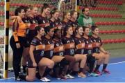 Equipe feminina de Handebol da Unesc está na fase final da Liga Santa Catarina