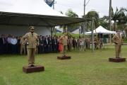Prefeito da AMREC prestam homenagem ao Tenente-Coronel Fraga