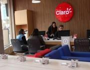 Loja conceito da Claro inaugura no Shopping Della