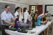 Urussanga inicia os preparativos para a decoração de Natal