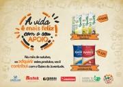 Fumacense Alimentos na campanha SuperAção de outubro