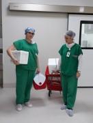 Nona captação de órgãos é realizada no HSJosé