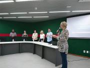 Siderópolis participa de roda de conversa sobre política do idoso