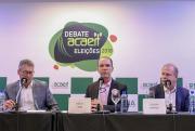 Décio Lima defendeu um governo de causas e de renovação para Santa Catarina