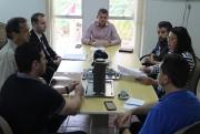 Prefeitura de Nova Veneza e Caixa Econômica Federal assinam contratos de R$ 750 mil em emendas