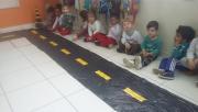 Atividades da Semana do Trânsito chegam ao CEI Afasc Zulma Naspolini Manique Barreto