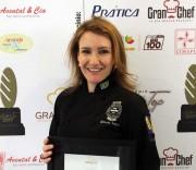 Chef catarinense recebe reconhecimento como uma das melhores