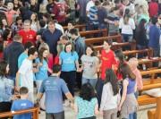 RCC realiza Cenáculo com Maria em Criciúma