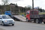 """Quatro veículos """"fogem"""" da blitz do Programa Com Nota Fiscal Vai Legal"""