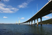 DNIT/SC fará aplicação de microrrevestimento na Ponte Anita Garibaldi