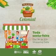 Produtos da agricultura familiar ganham espaço no centro de Criciúma