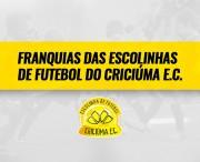 Criciúma  abre o projeto de franquias para a escolinha