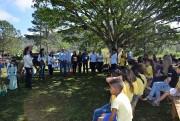 Dia da Árvore é comemorado com evento de integração em Pinheirinho Alto, Jacinto Machado