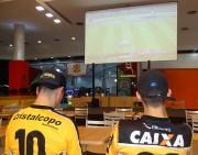 Futebol e chopp em dobro no Criciúma Shopping