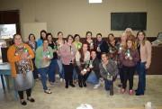 Cras de Jacinto Machado encerra mais um curso de sabonete artesanal