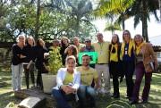 Plantio de Árvore da Felicidade marca ações de valorização à vida na Satc